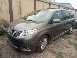 Toyota Sienna 2012 XLE 7 Passenger Gray | Cars for sale in Lagos State, Apapa