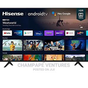 Hisense 65 UHD 4k Smart Tv-Tv 65 A6G With 3 Hdmi,2 Usb,1 Av, | TV & DVD Equipment for sale in Lagos State, Ojo
