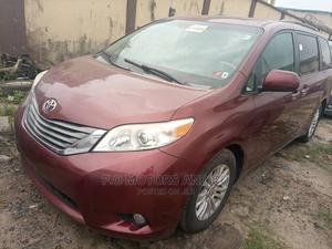 Toyota Sienna 2012 XLE 7 Passenger Red | Cars for sale in Lagos State, Apapa