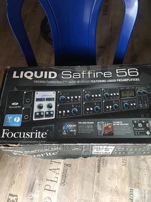 Focusrite Liquid Saffire 56 | Audio & Music Equipment for sale in Kwara State, Ilorin West
