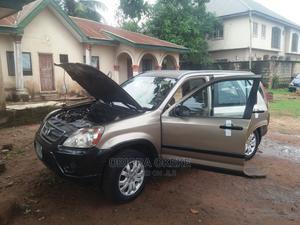 Honda CR-V 2006 Gold | Cars for sale in Abia State, Umuahia