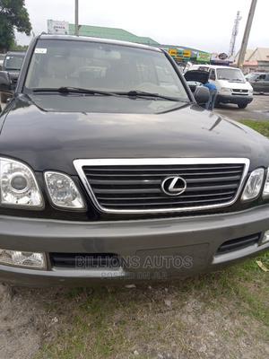 Lexus GX 2003 470 Black | Cars for sale in Lagos State, Ajah