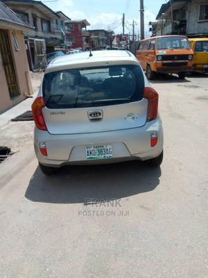 Kia Picanto 2013 Silver   Cars for sale in Lagos State, Yaba
