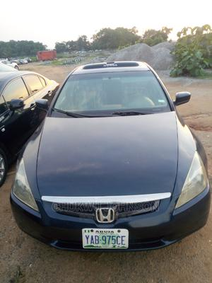Honda Accord 2003 Blue | Cars for sale in Abuja (FCT) State, Durumi
