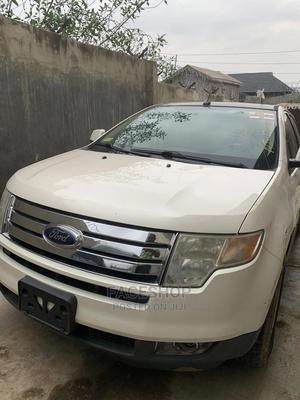 Ford Edge 2008 White | Cars for sale in Lagos State, Ikorodu