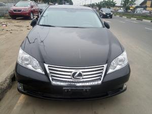 Lexus ES 2012 350 Black | Cars for sale in Lagos State, Surulere