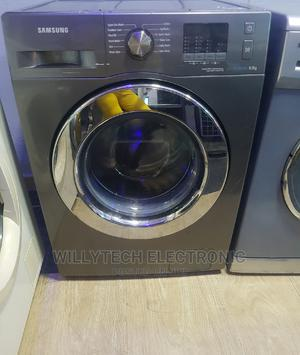 Samsung 8kg Wash and Spin Automatic Washing Machine | Home Appliances for sale in Lagos State, Ojota