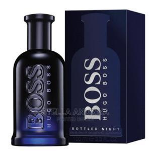 Hugo Boss Bottled Night for Men-100ml   Fragrance for sale in Rivers State, Port-Harcourt