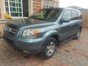 Honda Pilot 2006 EX 4x4 (3.5L 6cyl 5A) Green | Cars for sale in Lagos State, Amuwo-Odofin