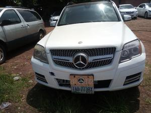 Mercedes-Benz GLK-Class 2010 350 White | Cars for sale in Delta State, Oshimili South