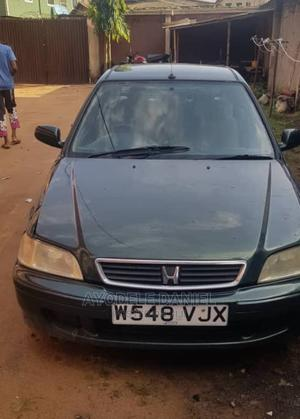 Honda Civic 2005 1.4i LS Green | Cars for sale in Lagos State, Alimosho