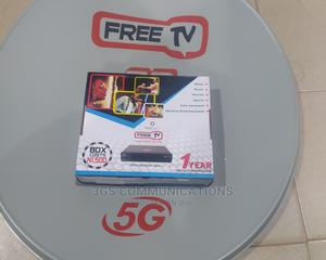 FREE Tv Decoder and Dish With Oneyear Free Subscription | TV & DVD Equipment for sale in Enugu State, Enugu