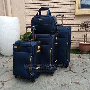 Executive Leaderpolo Travelling Luggage Blue Bag | Bags for sale in Lagos State, Ikeja