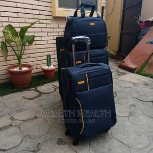 Standard Leaderpolo Travelling Blue Luggage Bag | Bags for sale in Lagos State, Ikeja