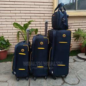 Waterproof Leaderpolo Travelling Luggage Blue Bag | Bags for sale in Lagos State, Ikeja