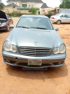 Mercedes-Benz C230 2004 Blue   Cars for sale in Abuja (FCT) State, Kubwa