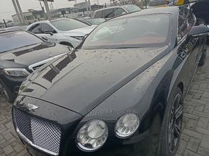 Bentley Continental 2013 GT V8 Black | Cars for sale in Lagos State, Lekki