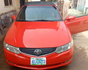 Toyota Solara 2001 Red | Cars for sale in Abuja (FCT) State, Kubwa