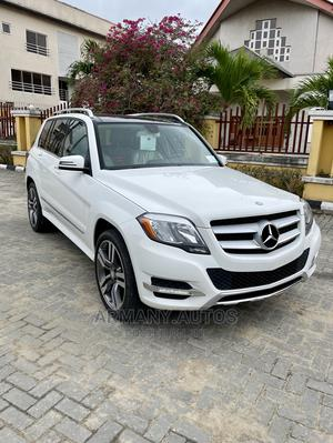 Mercedes-Benz GLK-Class 2014 350 White | Cars for sale in Lagos State, Lekki