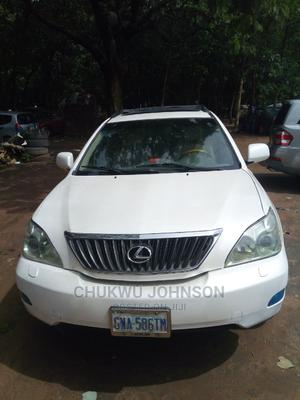 Lexus RX 2008 White | Cars for sale in Abuja (FCT) State, Durumi