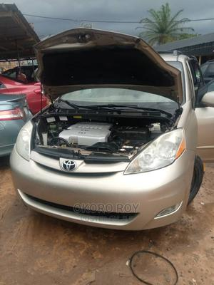 Toyota Sienna 2007 LE 4WD Gold   Cars for sale in Edo State, Benin City