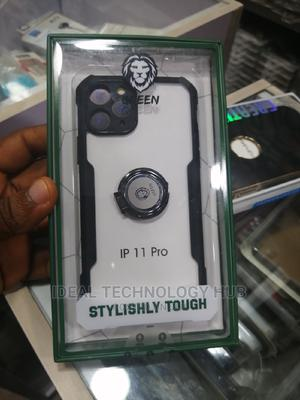 Green Stylish Case for iPhone 11 Pro   Accessories for Mobile Phones & Tablets for sale in Lagos State, Ikeja