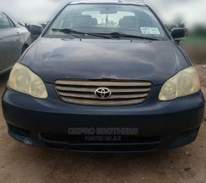 Toyota Corolla 2004 Sedan Blue   Cars for sale in Oyo State, Ibadan