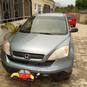 Honda CR-V 2007 Silver | Cars for sale in Abuja (FCT) State, Central Business Dis