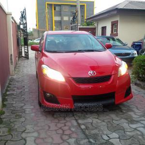 Toyota Matrix 2007 Red   Cars for sale in Kebbi State, Koko/Besse