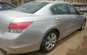 Honda Accord 2008 Silver | Cars for sale in Plateau State, Jos