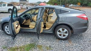 Honda Accord CrossTour 2010 EX-L Gray | Cars for sale in Abuja (FCT) State, Apo District