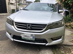 Honda Accord 2015 Silver | Cars for sale in Lagos State, Ikeja