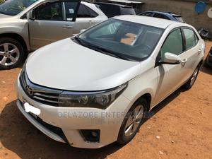 Toyota Corolla 2014 White   Cars for sale in Kwara State, Ilorin South