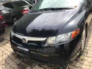Honda Civic 2008 1.8i VTEC Black | Cars for sale in Abuja (FCT) State, Wuse 2