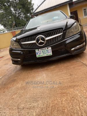 Mercedes-Benz C300 2011 Black | Cars for sale in Edo State, Ekpoma
