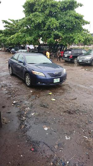Toyota Camry 2008 3.5 XLE Blue | Cars for sale in Lagos State, Ogudu