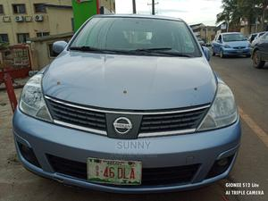 Nissan Versa 2009 Blue   Cars for sale in Lagos State, Ikeja