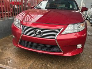 Lexus ES 2013 350 FWD Red | Cars for sale in Lagos State, Ojodu