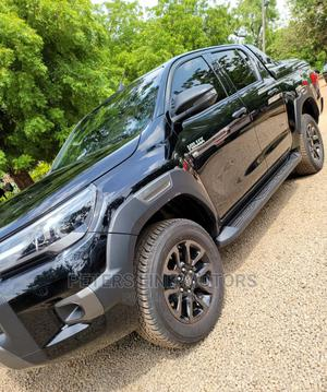 New Toyota Hilux 2021 Black | Cars for sale in Abuja (FCT) State, Maitama