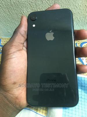 Apple iPhone XR 64 GB Black | Mobile Phones for sale in Lagos State, Ikorodu