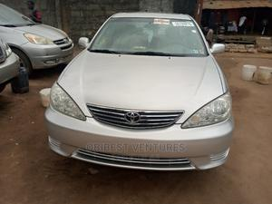 Toyota Camry 2005 Silver | Cars for sale in Lagos State, Isolo
