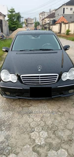 Mercedes-Benz C230 2007 Black   Cars for sale in Lagos State, Lekki