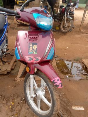 Haojue HJ110-5 2018 Red | Motorcycles & Scooters for sale in Ogun State, Ado-Odo/Ota