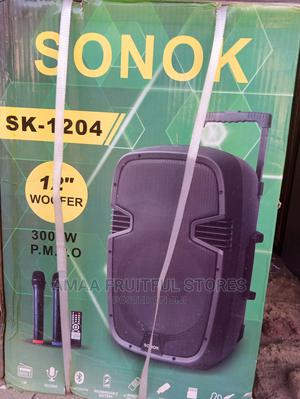 """Sonok Public Addressing System 12""""Inches   Audio & Music Equipment for sale in Abuja (FCT) State, Wuse"""
