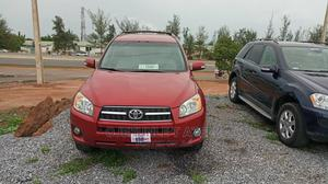 Toyota RAV4 2011 2.5 Limited 4x4 Red   Cars for sale in Abuja (FCT) State, Gaduwa