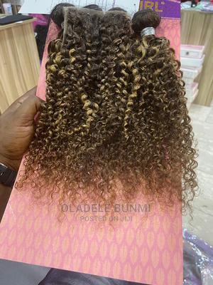 Kinky Curly Hair   Hair Beauty for sale in Lagos State, Lagos Island (Eko)