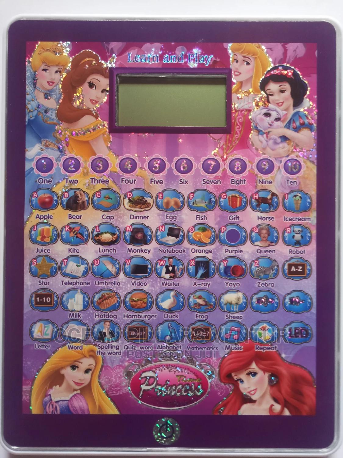 Children Educational Ypad With Screen Display | Toys for sale in Nyanya, Abuja (FCT) State, Nigeria
