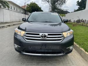 Toyota Highlander 2012 Limited Gray | Cars for sale in Lagos State, Ikoyi