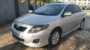 Toyota Corolla 2010 Silver | Cars for sale in Abuja (FCT) State, Central Business Dis