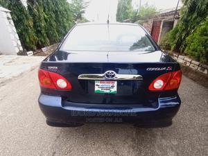 Toyota Corolla 2004 Blue | Cars for sale in Abuja (FCT) State, Kubwa